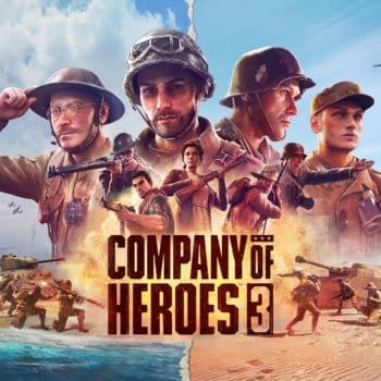 SEGA Announces Company Of Heroes 3 With Pre-Alpha Preview