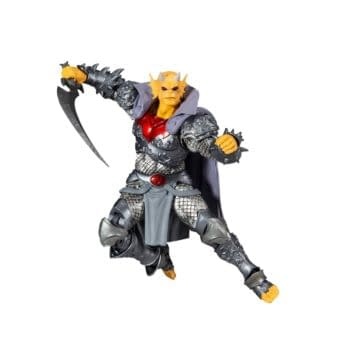 DC Comics Etrigan Arrives From Hell With McFarlane Toys