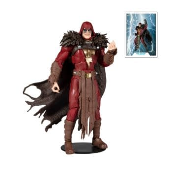 Shazam Becomes Dark And Twisted With McFarlane Toys Newest Release