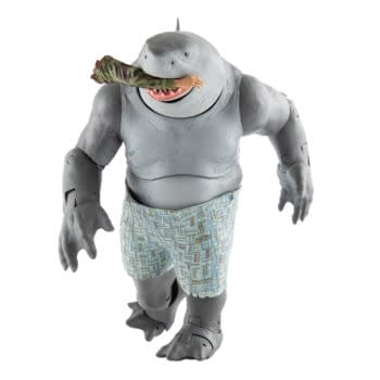 Suicide Squad King Shark Gets Solo Figure Release From McFarlane Toys