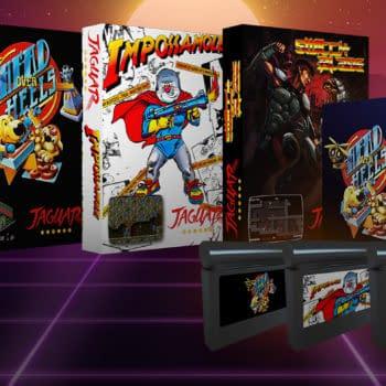 Funstock Announces Several Atari Jaguar Cartridge Releases
