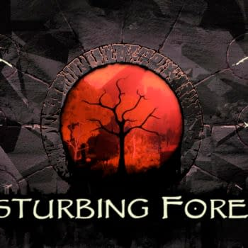Ultimate Games & Gaming Factory Announce Disturbing Forest