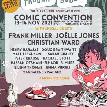Shortbox Boycotts Thought Bubble Over Frank Miller's Attendance