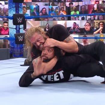 WWE Smackdown July 3rd, 2021