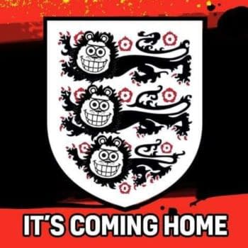 It's Coming Home - England Vs Italy In The Euro 2020 Final