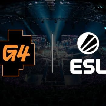 G4 Announces New Broadcasting Partnership With ESL