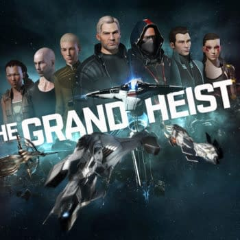 The EVE Online Grand Heist Event Is Currently Live