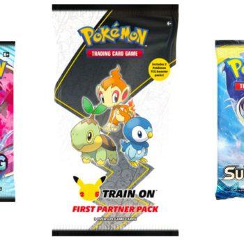 Pokémon TCG Releases First Partner Pack: Sinnoh Today