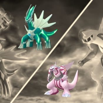 Shiny Dialga & Palkia Confirmed for Pokémon GO in Ultra Unlock 2021