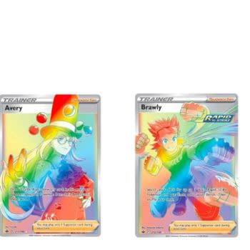 Dragon Ball Super CG Reveals Robelu & Towa Cards in Cross Spirits