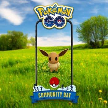 Pokémon GO August 2021 Community Day Announced as Eevee... Again
