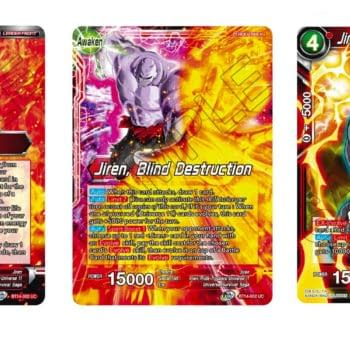 Jiren Rages Out in Dragon Ball Super Card Game: Cross Spirits