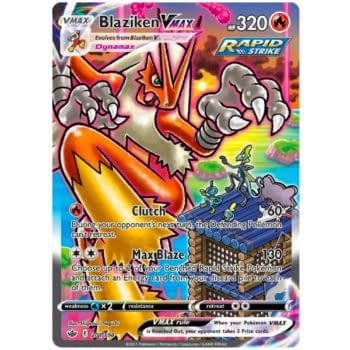 The Alternate Art Cards of Pokémon TCG: Chilling Reign Part 30