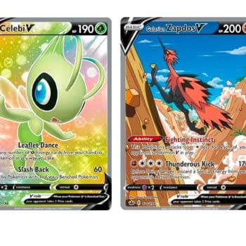 The Top 10 Most Stunning Cards of Pokémon TCG: Chilling Reign 10 - 6