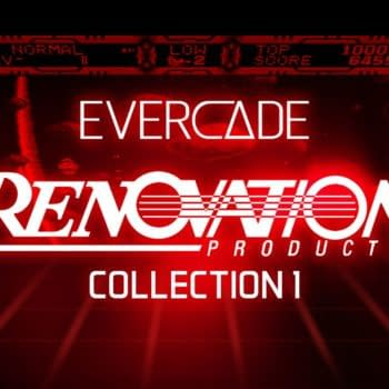 Evercade Announces Renovation Collection One For 2022