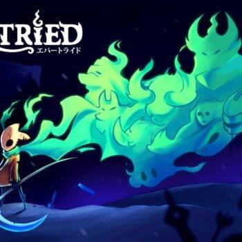 DANGEN Entertainment Reveals Their Next Game Evertried