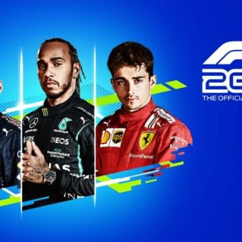 F1 2021 Drops A Launch Trailer Ahead Of Release