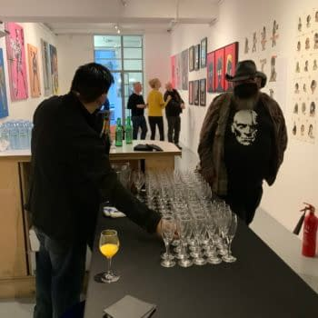 Orbital Gallery Opens