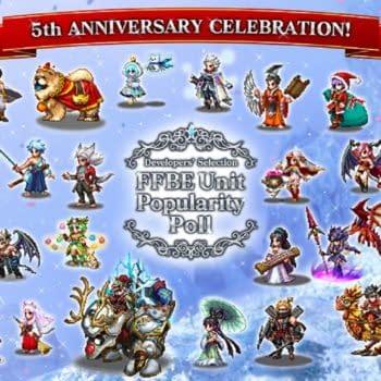 Final Fantasy Brave Exvius Celebrates Its Fifth Anniversary