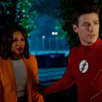The Flash Season 8: DC FanDome 2021 Unveils Barry's Gold Boots
