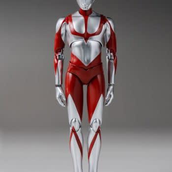 Shin Ultraman Comes To Life With threezero's New FigZero S Figure