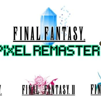 Final Fantasy 1-3 Remasters Are Coming To Steam