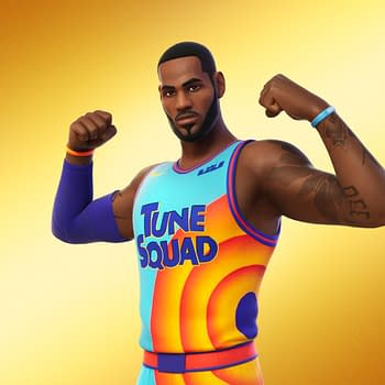 LeBron James Joins Fortnite As part Of Their Icon Series