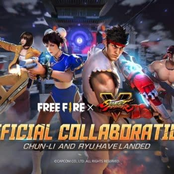 Free Fire Launches New Collaboration Event With Street Fighter V