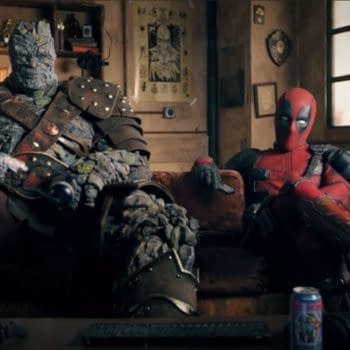 """Free Guy: Deadpool and Korg """"React"""" to Trailer in MCU Crossover"""