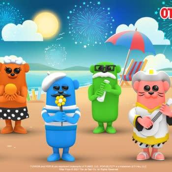 Funko Pop! Blitz Has Added The Otter Pop Summer Kick-Off Pack