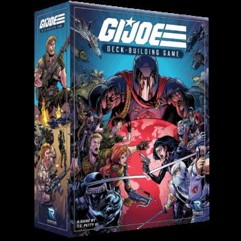 Renegade Game Studios Announces G.I Joe Deck-Building Game