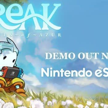 Greak: Memories Of Azur Has A Free Demo On Nintendo Switch