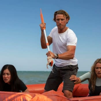 Great White Director Martin Wilson on Conservation in Survival Film