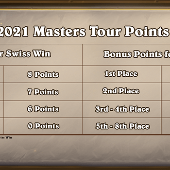 Hearthstone Announces Major Changes To Masters Tour & Qualifiers