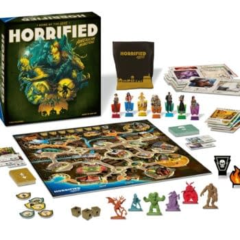 Ravensburger Reveals American Monsters & New Mystery Board Games