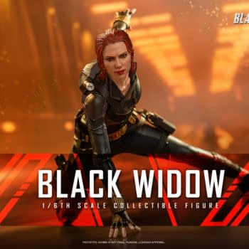 Hot Toys Celebrates Black Widow Solo Film with New 1:6 Scale Figure
