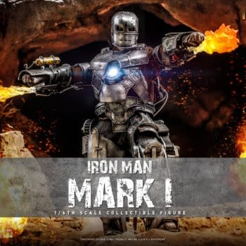 Return to the Beginning with Iron Man Mark I Hot Toys Figure