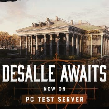 Hunt: Showdown Launches New Map Onto PC Test Servers Today