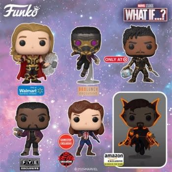 Explore the Possibilities of What If…? With New Wave of Funko Pops