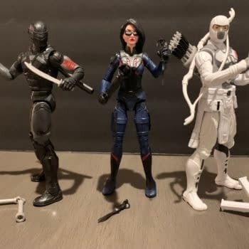 GI Joe Collectors: The New Basic Figures From Hasbro Are A Mixed Bag