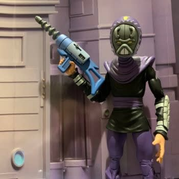 TMNT Cartoon Ultimate Foot Soldier From NECA Is A Must Own