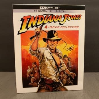 Indiana Jones Is Now On 4K, And It Looks Gorgeous
