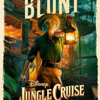 Jungle Cruise: 7 New Character Posters and 2 New Trailers