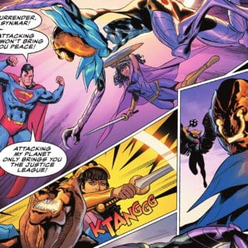 Superman No Longer In The Justice League? Shazam/Blue & Gold Spoilers