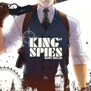 Mark Millar King of Spies