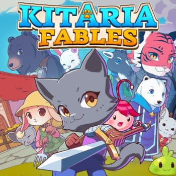 Kitaria Fables Now Has A September Release Date