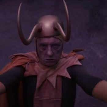 Loki Star Richard E. Grant Pitches His Spin-Off, Talks Alligator Loki