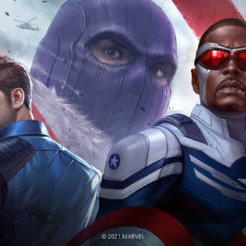 Marvel Future Fight Adds Falcon & The Winter Soldier Content