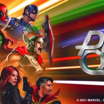 Marvel Puzzle Quest Launches Fifth Anniversary Event