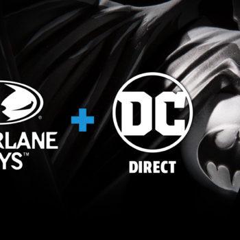 McFarlane Toys Announces DC Comics Collectibles Takeover
